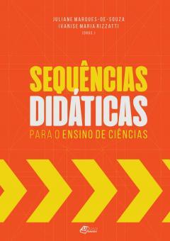 """Capa do livro """"Sequências didáticas"""""""
