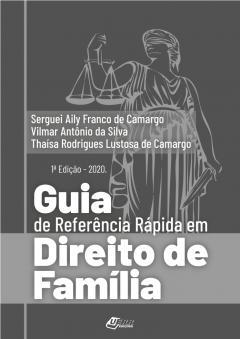 """Capa do livro """"Guia de Referência Rápida em Direito de Família"""""""