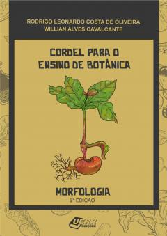 "Capa do livro ""Cordel Para o Ensino de Botânica"""