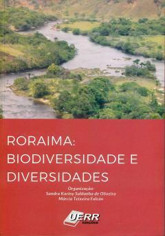 Capa para Roraima: Biodiversidade e diversidades